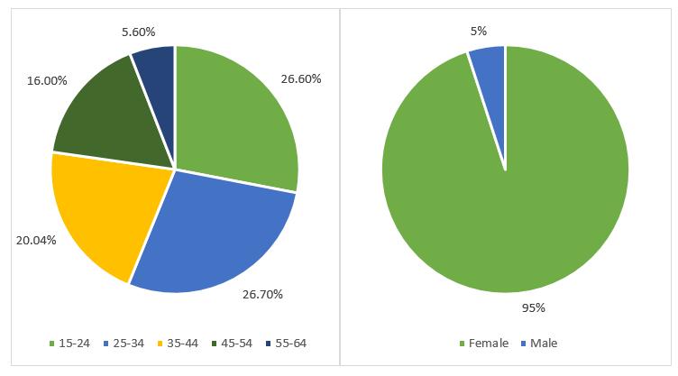 Demographics - Child Care